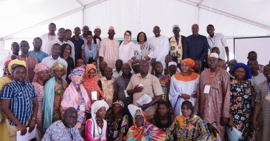 Photo de Famille Nyetaa Baro organisé par Mali-Folkecenter Nyetaa sur l'Artisanat et l'environnement