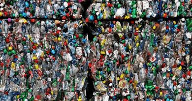 Kenya déchets plastiques américains
