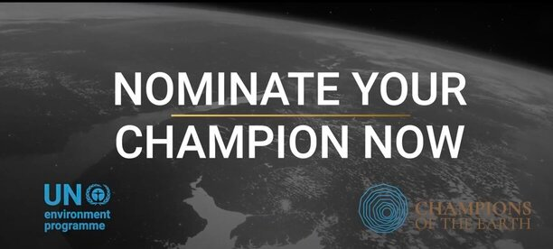 Prix Champions de la Terre