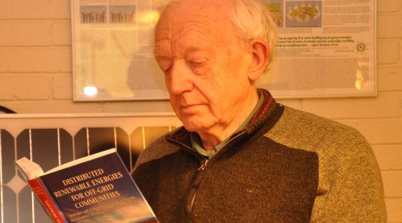 Dr Preben Maegaard